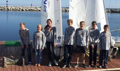 2017 High School Sailing