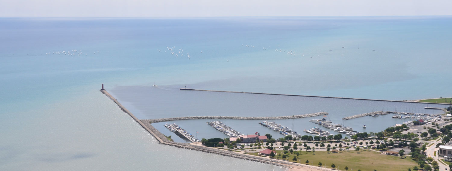 Welcome to the Sheboygan Lakefront! Slider Image